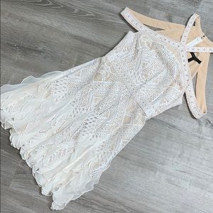 BCBG Maxazria Lace Dress